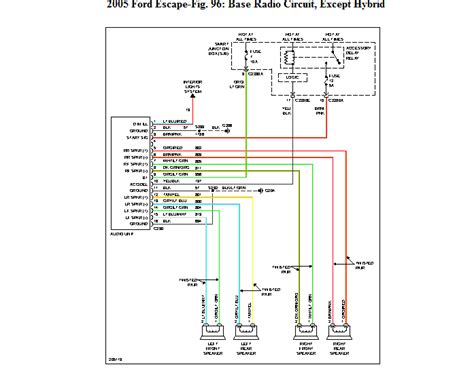 free download ebooks 2007 Ford Escape Radio Wiring Images