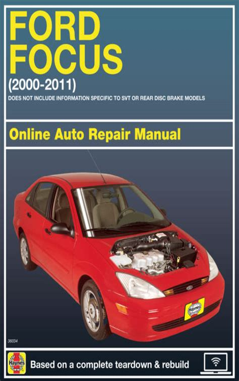 free download ebooks 2007 Ford Focus Maintenance Manual.pdf