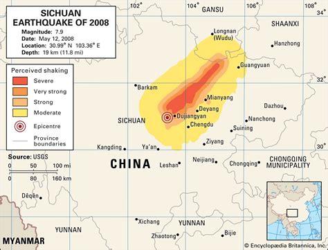 2008 Sichuan earthquake Wikipedia the free encyclopedia