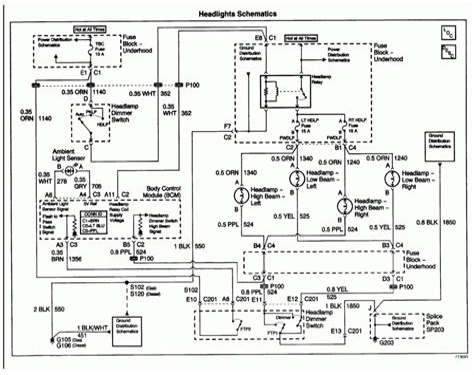 free download ebooks 2008 Chevy Silverado Headlight Wiring Diagram