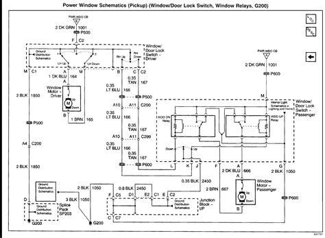 free download ebooks 2008 Chevy Silverado Power Window Wiring Diagram