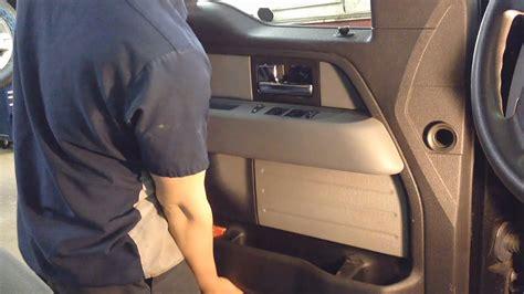 2009 2014 Ford F150 Front Door Speaker Replacement Door