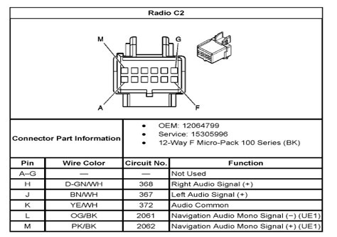2009 chevy colorado radio wiring diagram images chevy equinox 2009 chevrolet silverado 1500 stereo wiring diagram