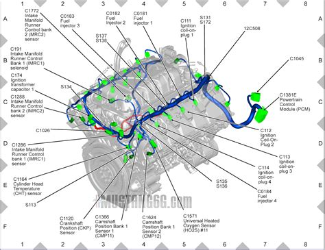 2010 ford mustang headlight wiring diagram images 2012 ford 2010 ford mustang wiring diagram image engine