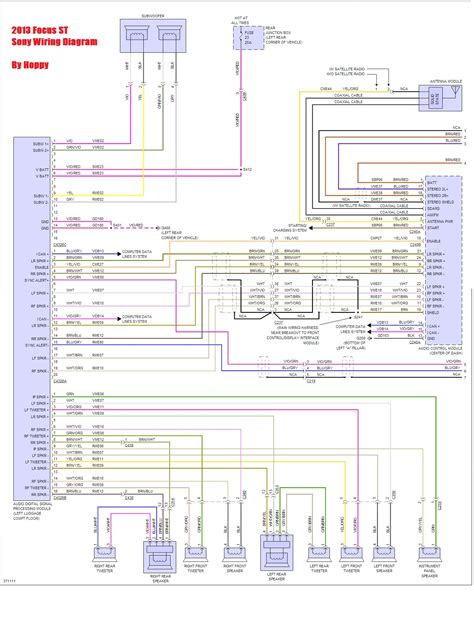 ford fiesta wiring diagram mk6 images 2011 ford fiesta vehicle wiring chart and diagram