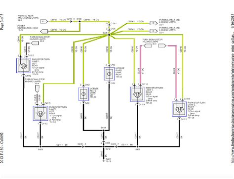 free download ebooks 2011 Ford F 150 Tail Light Wiring Diagram