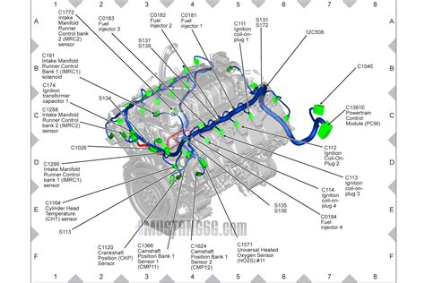 free download ebooks 2011 Ford Mustang Engine Diagram