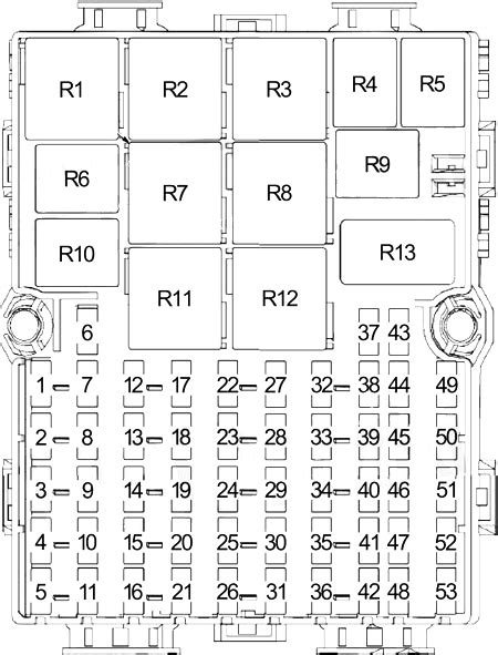 free download ebooks 2011 Ford Transit Connect Fuse Diagram