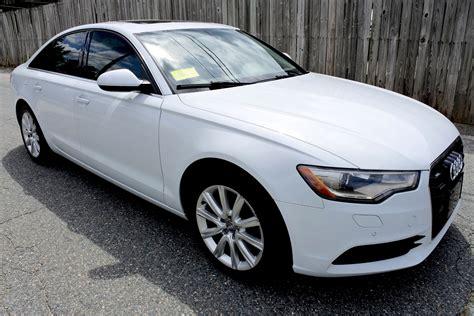 2014 Audi A6 2 0T Premium Plus quattro Audi dealer in