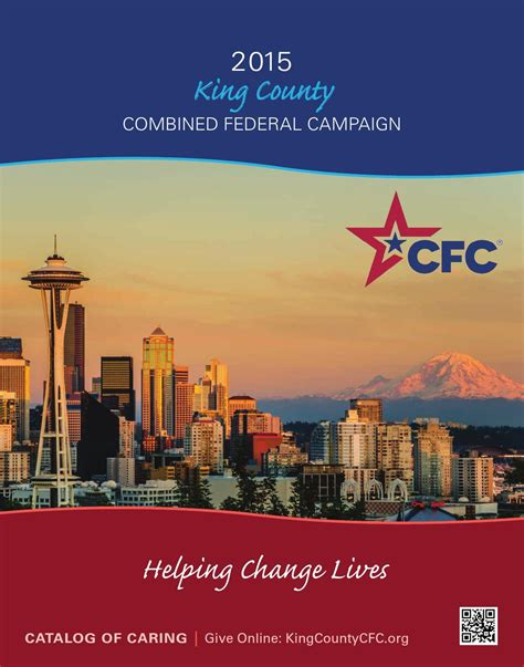 2015 King County CFC Catalog of Caring issuu