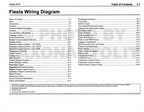 2016 ford fiesta speaker wiring diagram images 2016 ford fiesta wiring diagram manual original