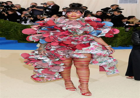 2016 Met Gala Rihanna s Met Gala Fashion Throughout the