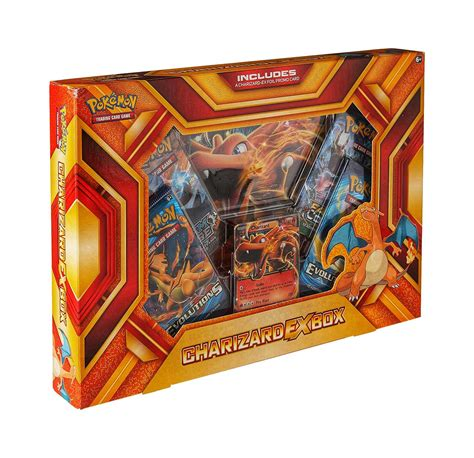 2016 Pokemon Trading Card Game Charizard Fire Target