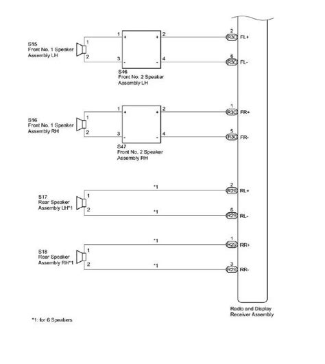 2016 stereo wiring diagram Tacoma World