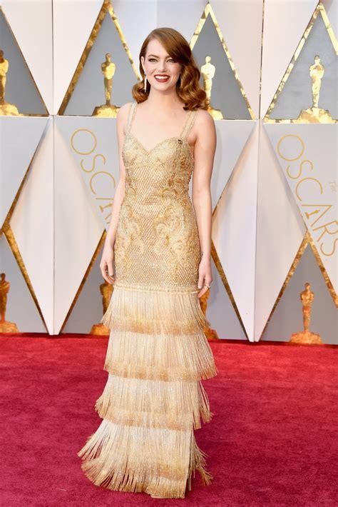 2017 Best Oscars Dresses Red Carpet Best Dressed at the