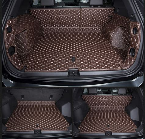 2017 Chevrolet Equinox Cargo Mat and Trunk Liner for