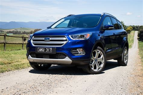 2017 Ford Escape SUV Models Specs Ford