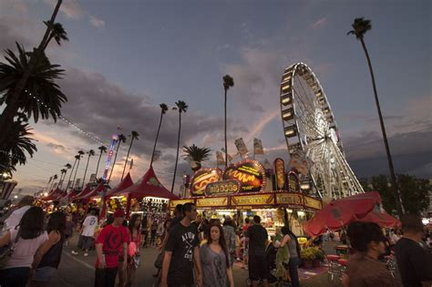 2017 LA County Fair Attractions