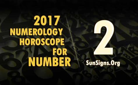 2017 Numerology Forecast Free Horoscopes Astrology by