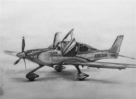 21 Best Airplane Drawings to Download Free Premium