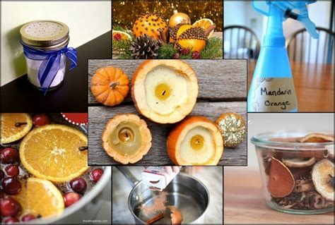 21 DIY Natural Air Fresheners For The Most Beautiful