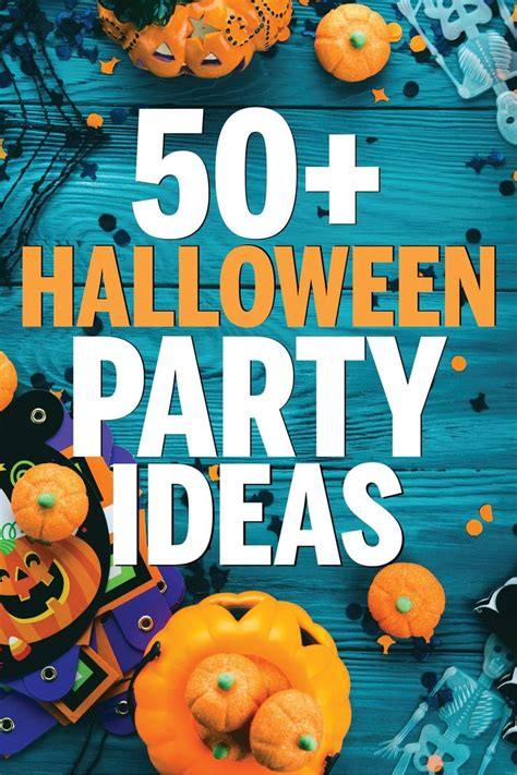 21 Spooktacular Halloween Party Ideas for Kids U me and