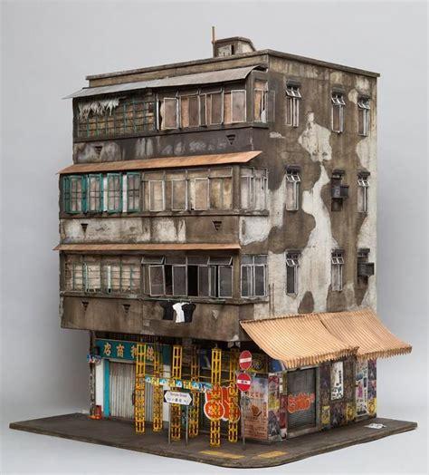 23 Temple Street Miniature Sculpture by Joshua Smith