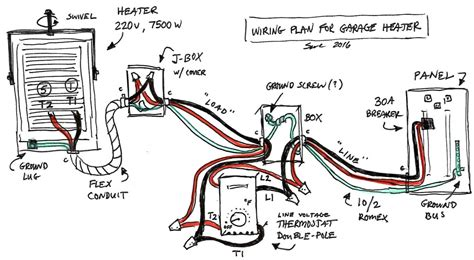 free download ebooks 240v Garage Heater Wiring Diagram