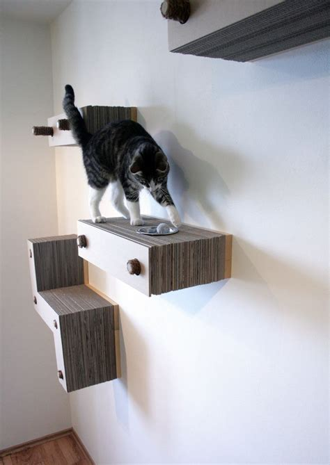 241 best Cat Shelves Condos Trees Perches images on