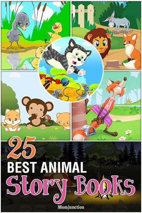 25 Amazing Animal Stories For Kids MomJunction
