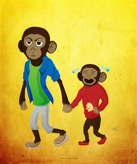 25 Cartoon Monkey Pictures You Will Enjoy SloDive