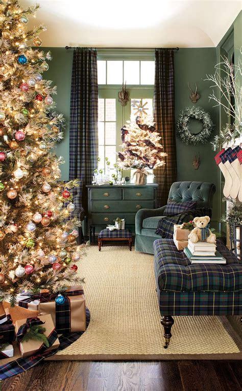 25 Christmas living room design ideas Homedit