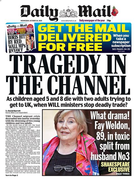 25 May 2017 News Archive Home Daily Mail Online