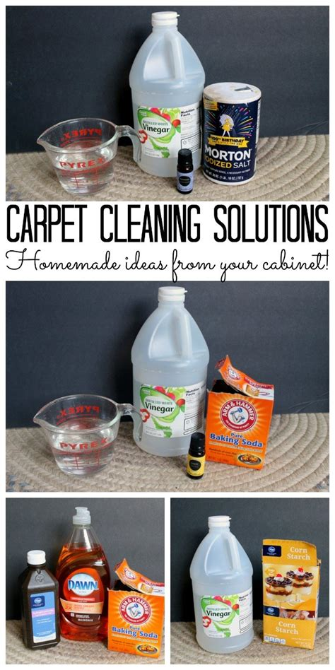 28 best CARPET cleaning recipes images on Pinterest