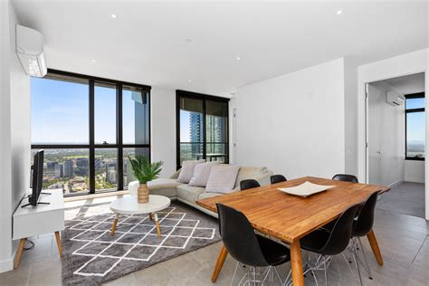 3 Bedroom Serviced Apartment Melbourne Family