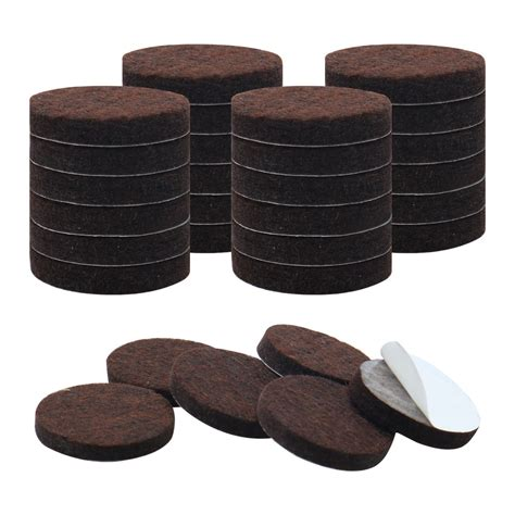3 Mil Carpet Protection Furniture Feet Protectors