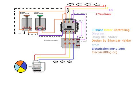 wiring diagram motor starter 3 phase wiring image wiring diagram for 3 phase motor starter images on wiring diagram motor starter 3 phase