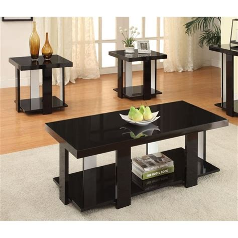 3 Piece Coffee Table Sets Walmart