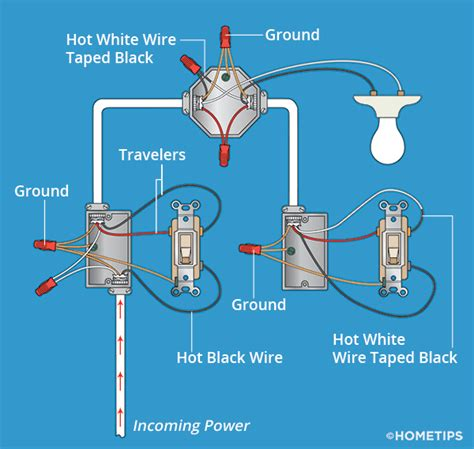 three way switch wiring power at images 3 way switch wiring diagram power at 3 circuit wiring