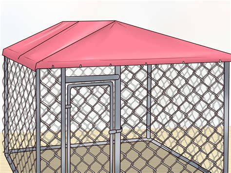 3 Ways to Build a Dog Crate wikiHow