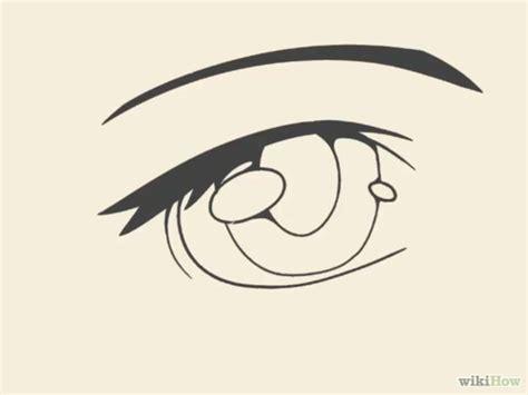 3 Ways to Draw Anime Eyes wikiHow