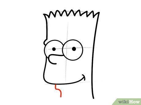 3 Ways to Draw Bart Simpson wikiHow