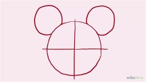 3 Ways to Draw Minnie Mouse Step by Step wikiHow