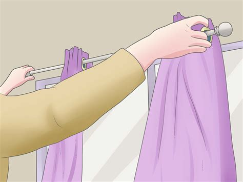 3 Ways to Dye Curtains wikiHow