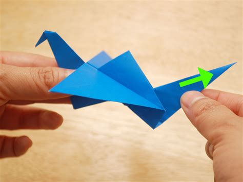 3 Ways to Make an Origami Flying Bird wikiHow