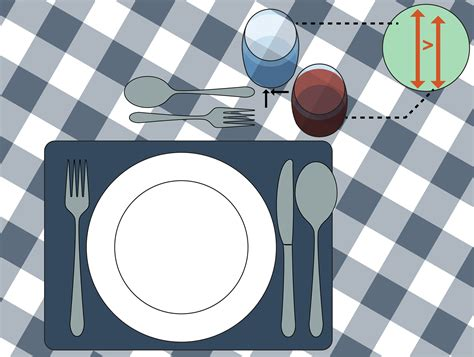 3 Ways to Set a Dinner Table wikiHow