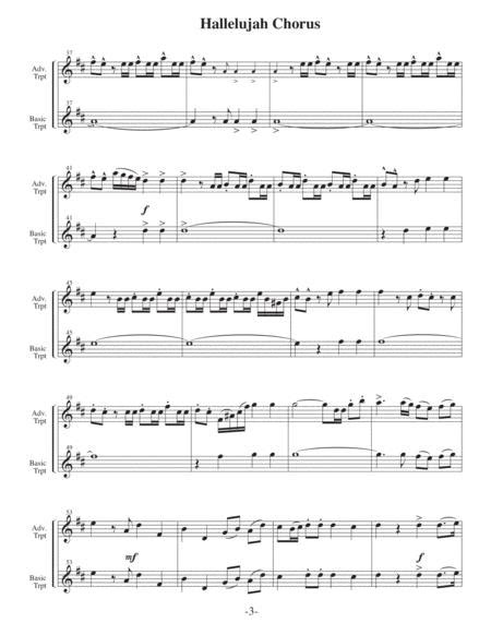 3 Buffoons  music sheet
