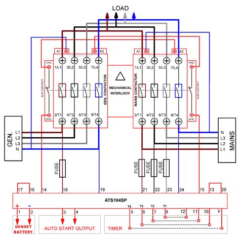 free download ebooks 3 Phase Ats Wiring Diagram