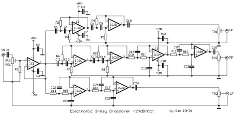 3 way electrical circuit diagram images ideas about 3 way switch 3 way active cross over network electronic circuits and
