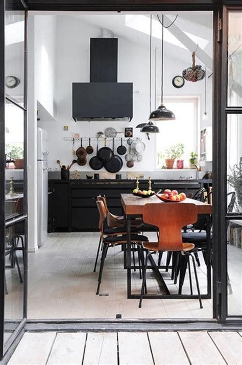 30 Cool Industrial Design Kitchens Architecture Art Designs